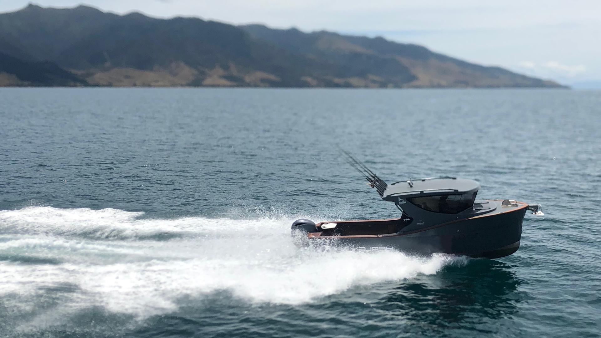 Herley Boats, Aluminium Boats