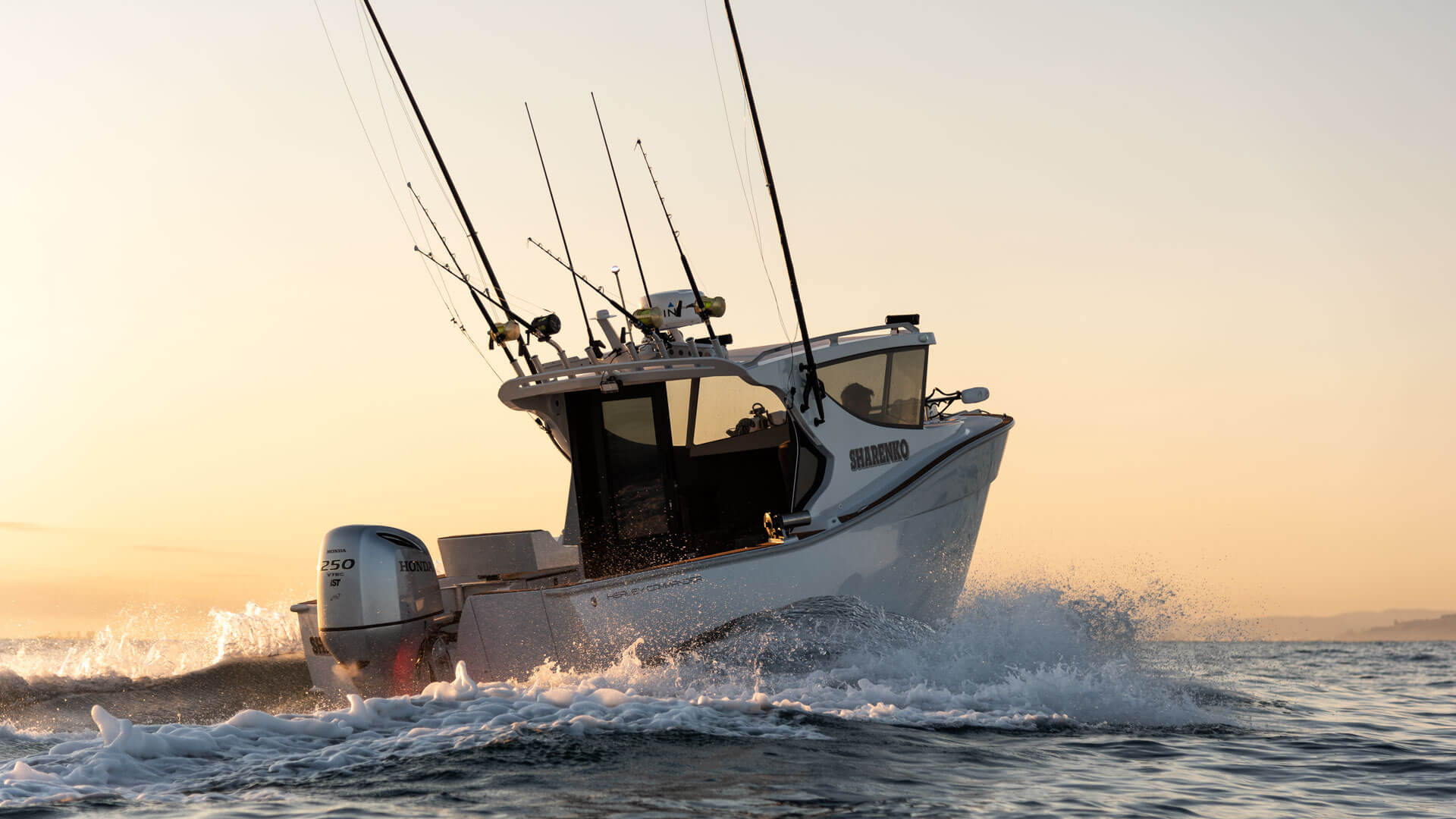 Herley Boats Commander Trailer Boat