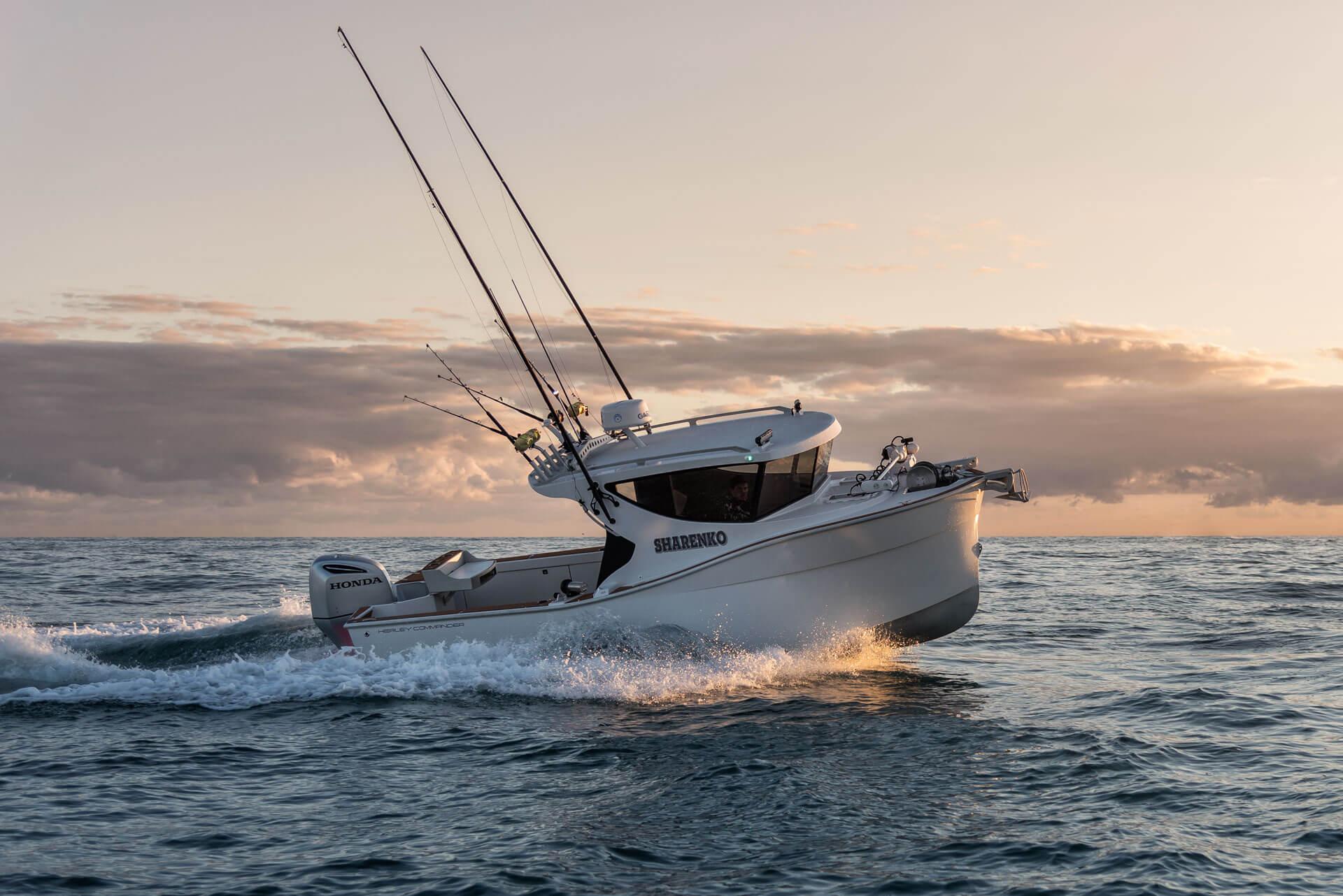 Boat Builder Herley New Zealand